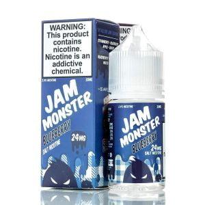 JAM MONSTER SALT BLUEBERRY 30ML